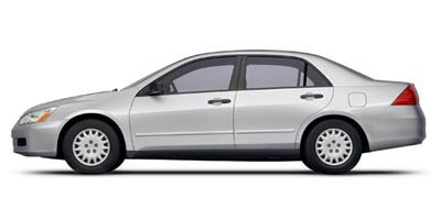 2007 Honda Accord Sdn VP