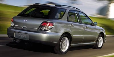 2007 Subaru Impreza Wagon i
