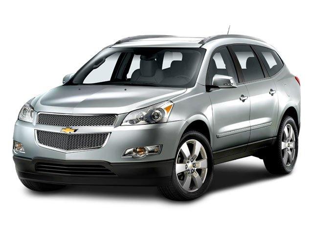 2009 Chevrolet Traverse LT w/2LT