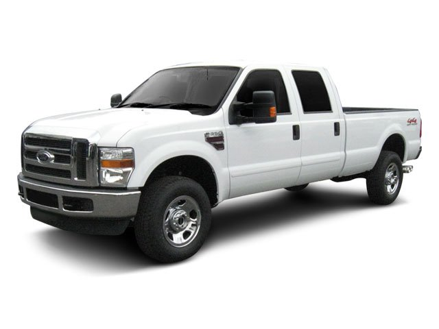 2010 Ford Super Duty F-350 DRW LARIAT