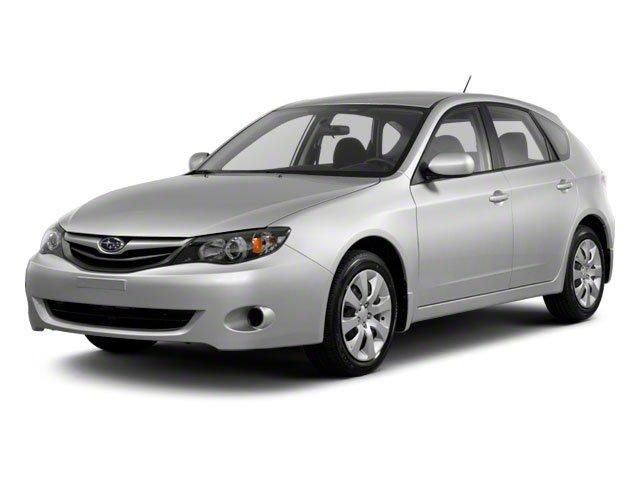 2010 Subaru Impreza Wagon i Premium Special Edition