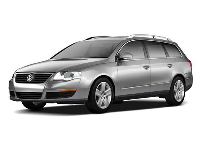 2010 Volkswagen Passat Wagon Komfort