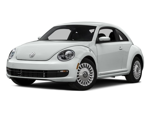 2015 Volkswagen Beetle Coupe 1.8T Fleet Edition