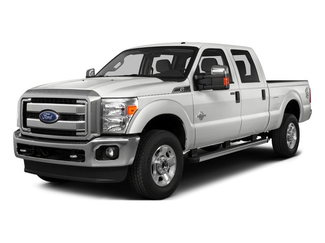 2016 Ford Super Duty F-350 SRW PLATINUM POWERSTROKE DIESEL