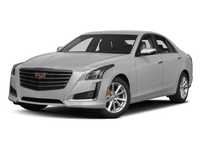 2017 Cadillac CTS Sedan AWD