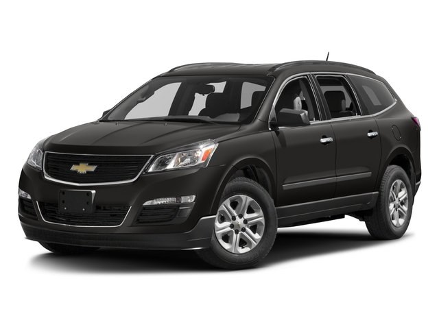 2017 Chevrolet Traverse LS AWD 3RD ROW