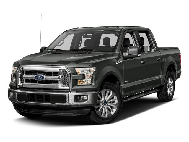 2017 Ford F-150 SuperCrew 4x4 3.5L EcoBoost