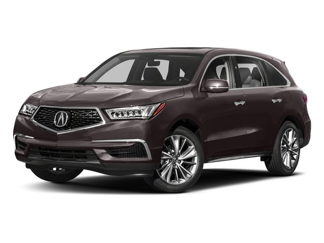2018 Acura MDX with Technology Pkg