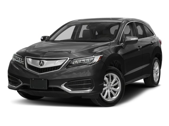 2018 Acura RDX Technology & AcuraWatch Plus Pkg Sport Utility