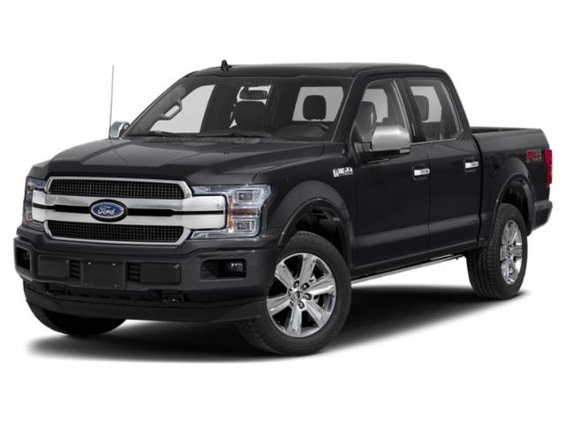 2018 Ford F-150 PLATINUM 4WD SUPERCREW 5.5' BOX