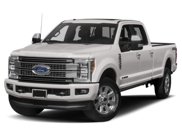 2019 Ford Super Duty F-250 SRW Limited 4WD Crew Cab 8' Box