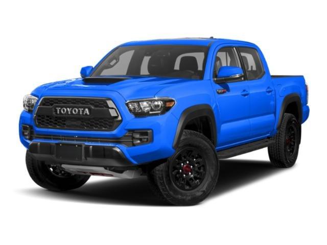 2019 Toyota Tacoma 4WD TRD Pro