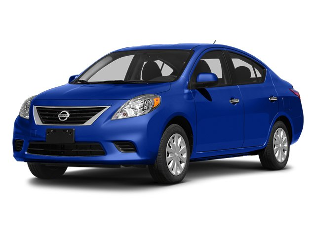 2014 Nissan Versa SV