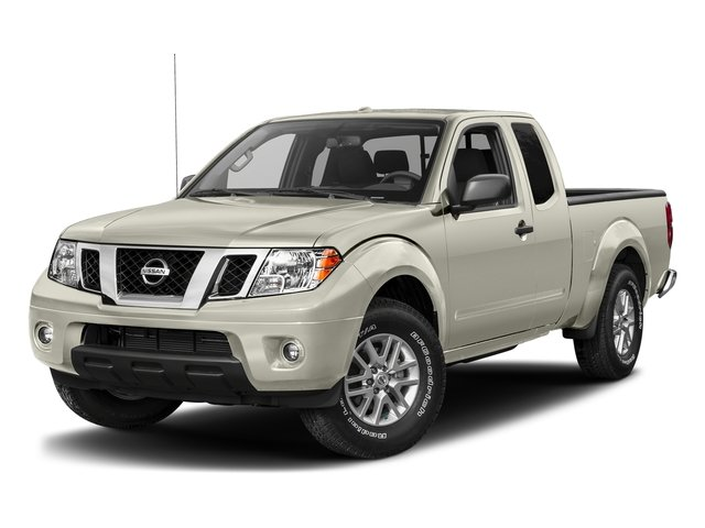 2017 Nissan Frontier King Cab 4x2 SV Manual