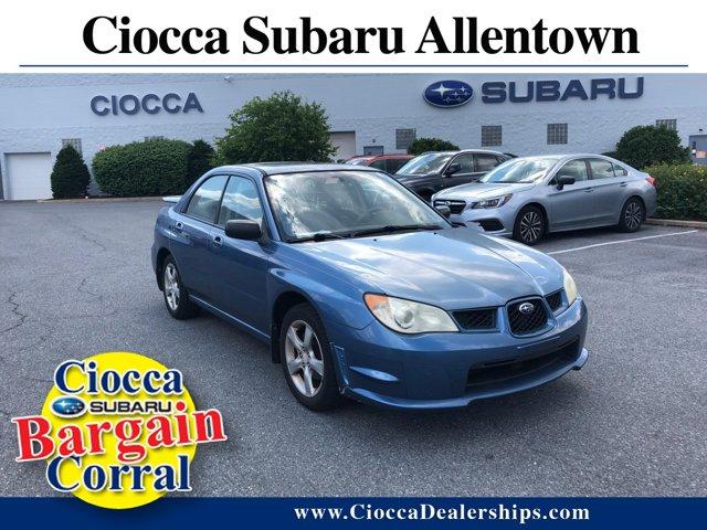 2007 Subaru Impreza Sedan i Special Edition