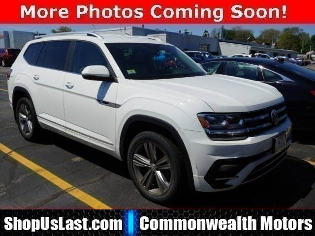2018 Volkswagen Atlas 3.6L V6 SE with Technology