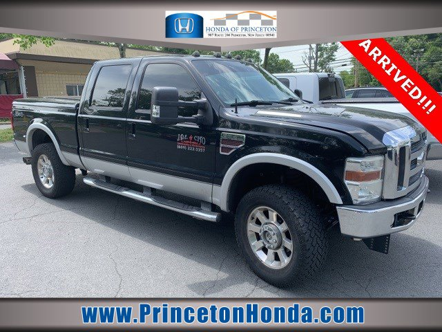 2010 Ford Super Duty F-350 SRW Lariat