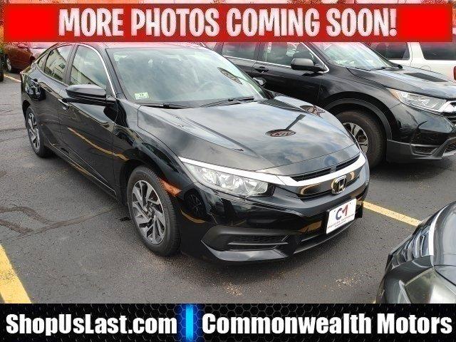 2017 Honda Civic Sedan EX