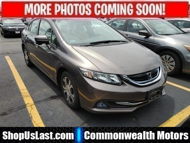 2014 Honda Civic Hybrid Hybrid