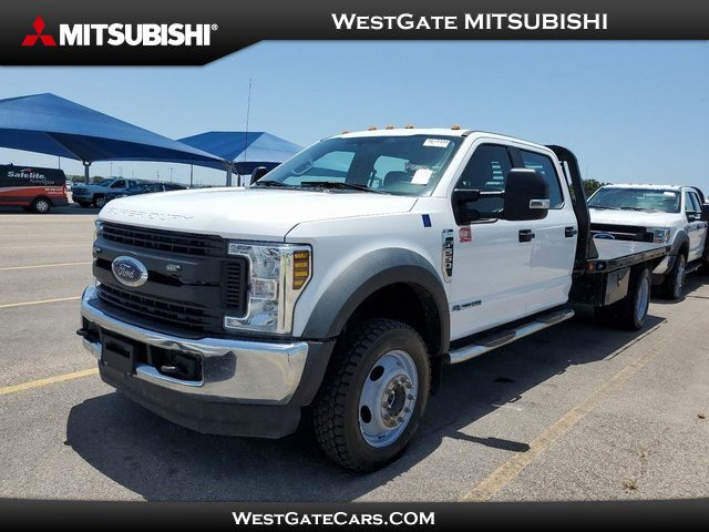 2019 Ford Super Duty F-550 DRW XL 4x4 Flat Bed