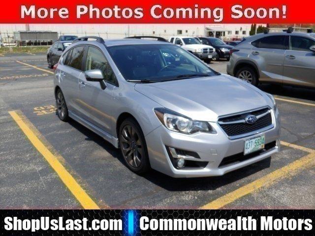 2015 Subaru Impreza Wagon 2.0i Sport Limited