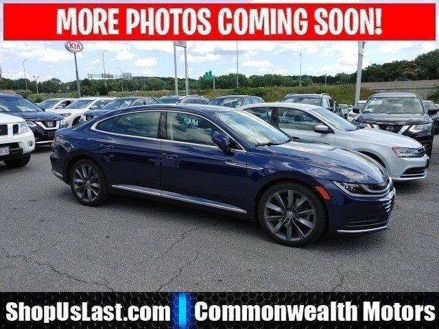 2019 Volkswagen Arteon SEL Premium