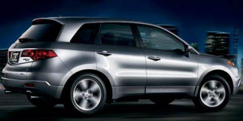 2007 Acura RDX Tech Pkg