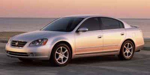2003 Nissan Altima SE
