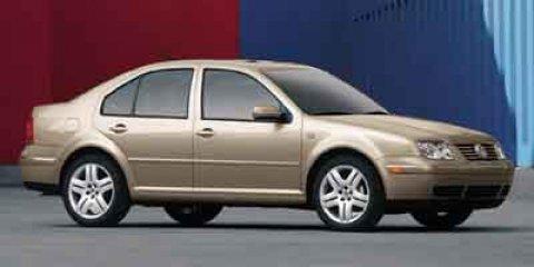 2004 Volkswagen Jetta Sedan GLS