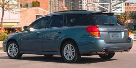 2006 Subaru Legacy Wagon 2.5 i