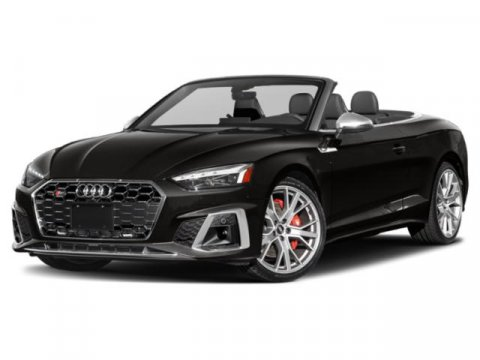2020 Audi S5 Cabriolet 3.0T Premium