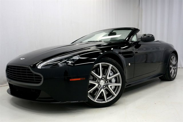 Used 2016 Aston Martin V8 Vantage For Sale Cargurus