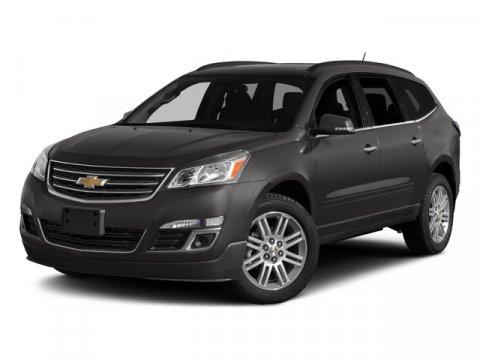 2015 Chevrolet Traverse LTZ FWD