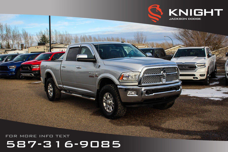 Pre-Owned 2015 Ram 3500 Laramie - Remote Start, Sunroof, Leather