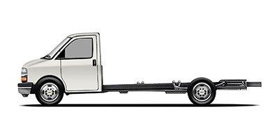 New Chevrolet Express Cutaway