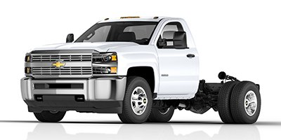 New Chevrolet Silverado 3500HD Work Truck