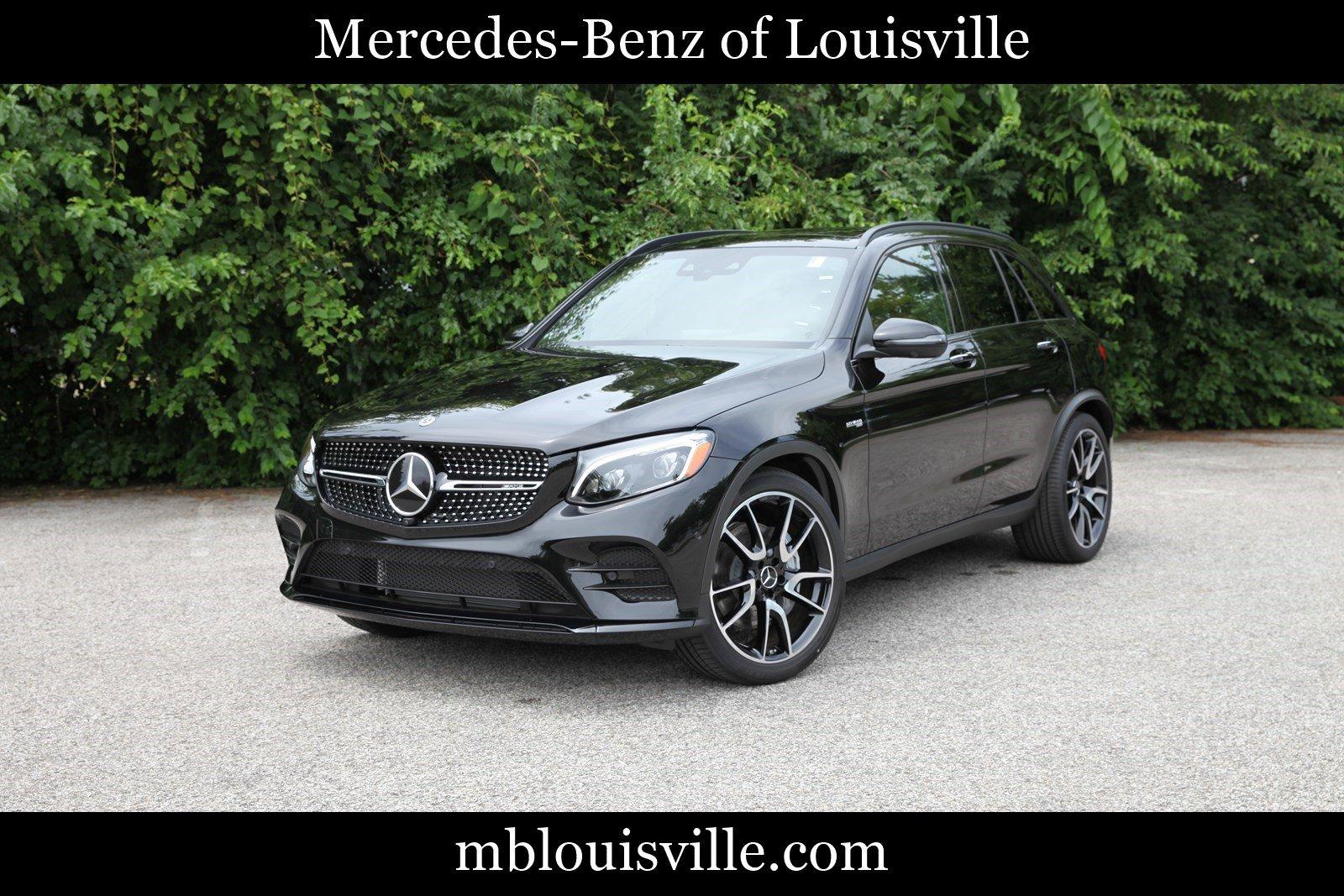 New 2019 Mercedes-Benz GLC AMG® GLC 43 4MATIC® SUV