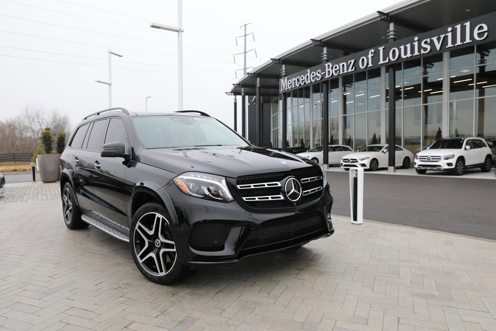 Certified Pre-Owned 2019 Mercedes-Benz GLS GLS 550 4MATIC® SUV