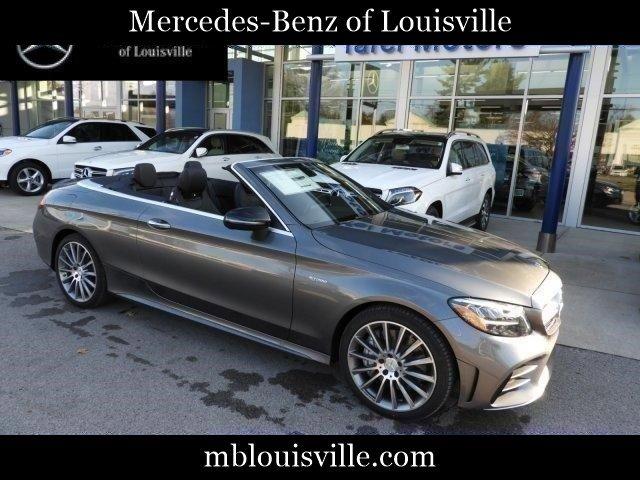 New 2019 Mercedes-Benz C-Class C 43 AMG® 4MATIC® Cabriolet