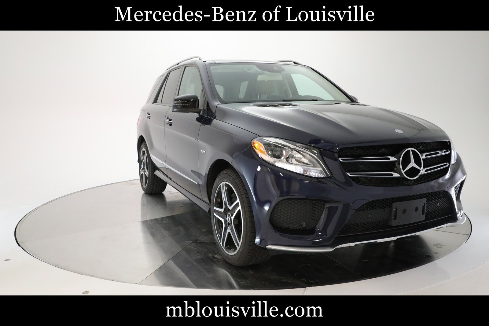 Certified Pre-Owned 2017 Mercedes-Benz GLE AMG® GLE 43 4MATIC® SUV