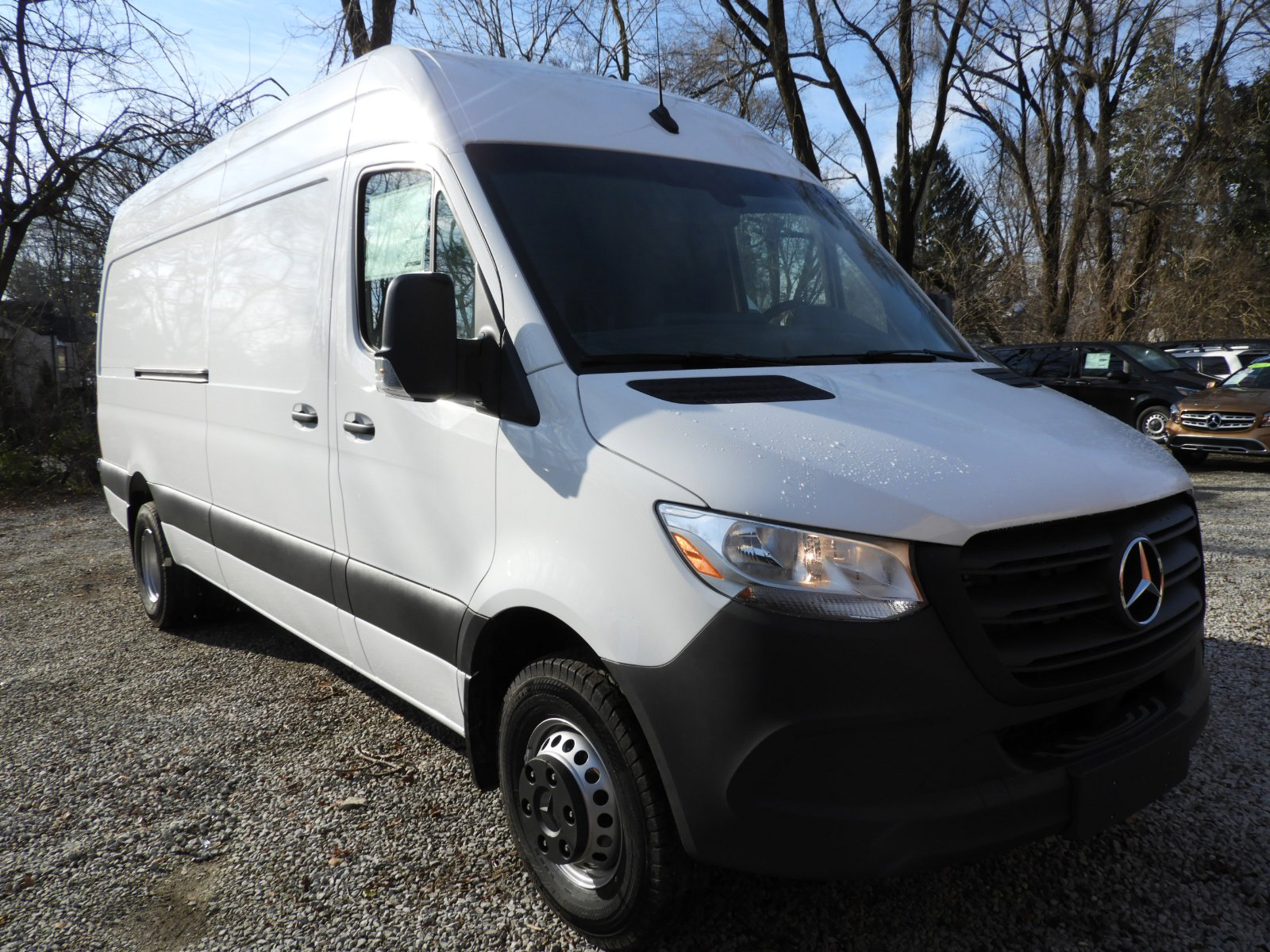 New 2019 Mercedes-Benz Sprinter Cargo Van 4500 170 WB