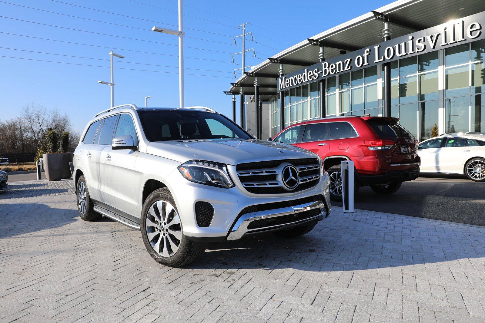 Certified Pre-Owned 2019 Mercedes-Benz GLS GLS 450