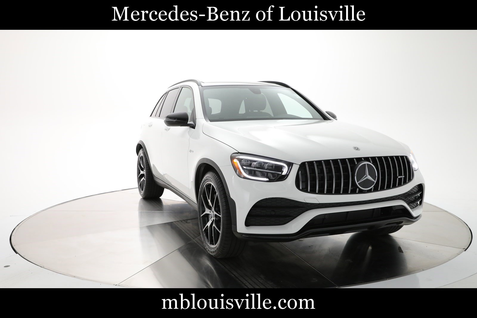 New 2020 Mercedes-Benz GLC GLC 43 4MATIC® SUV