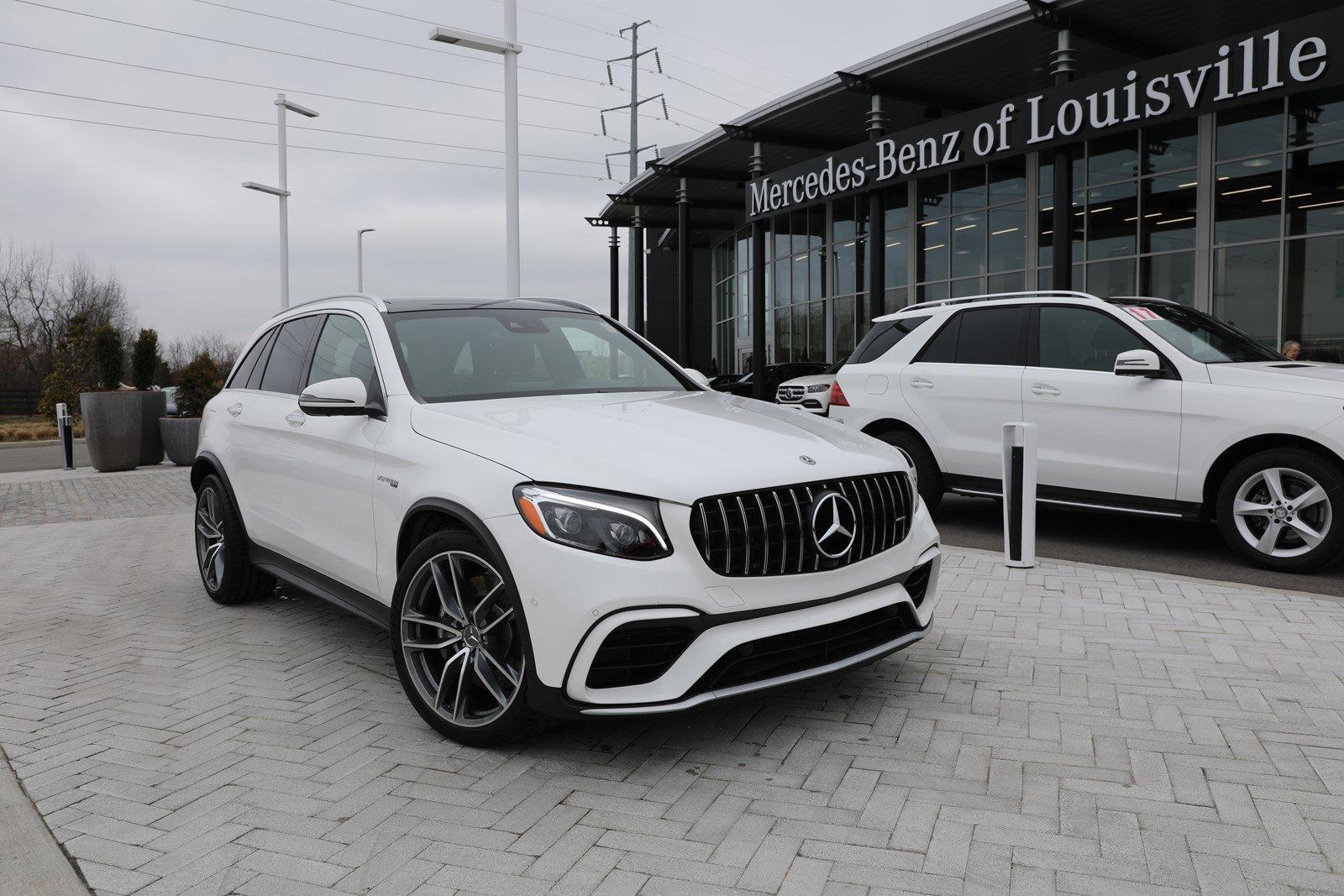 Pre-Owned 2019 Mercedes-Benz GLC AMG® GLC 63 4MATIC® SUV