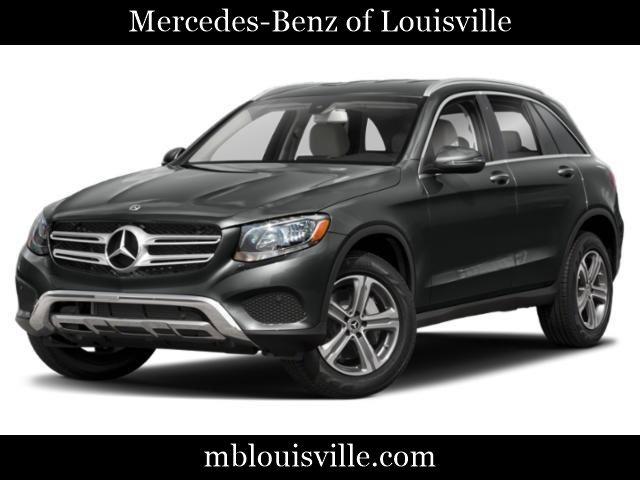 New 2019 Mercedes-Benz GLC GLC 300 4MATIC® SUV