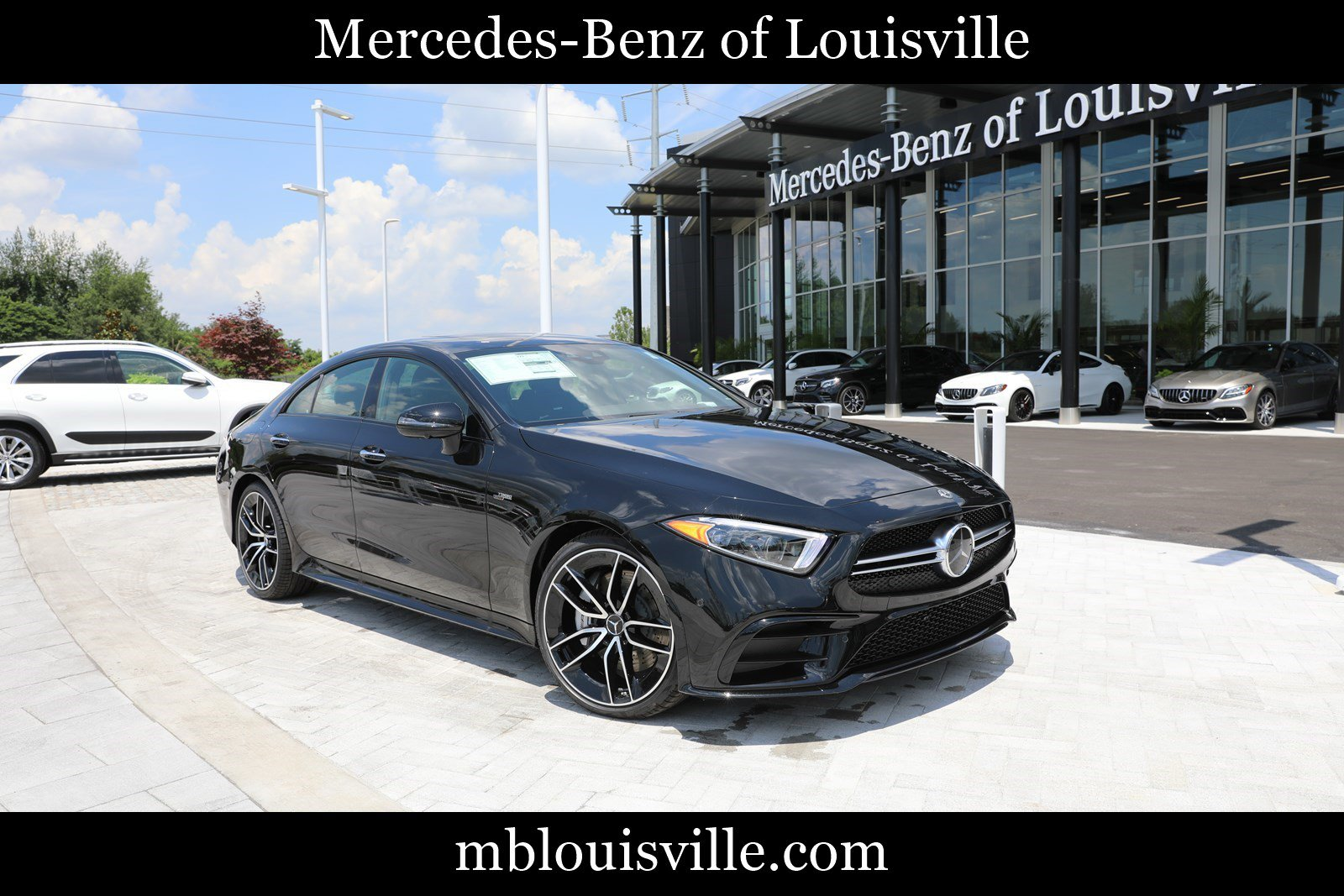 New 2019 Mercedes-Benz CLS AMG® CLS 53 4MATIC® Coupe