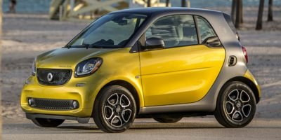 New 2017 smart fortwo Electric Drive Prime Coupe RWD 2dr Car