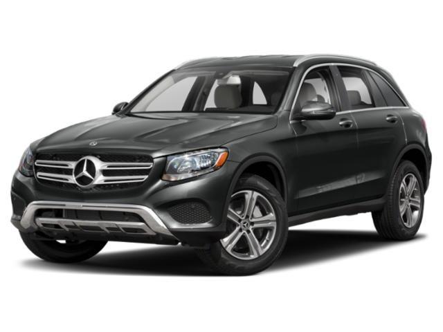 Certified Pre-Owned 2019 Mercedes-Benz GLC GLC 300 4MATIC® SUV