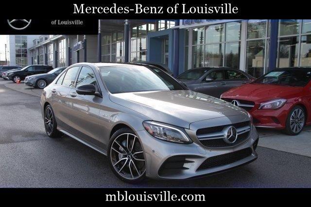 New 2019 Mercedes-Benz C-Class C 43 AMG® 4MATIC® Sedan