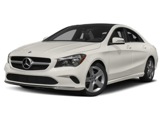 New 2019 Mercedes-Benz CLA CLA 250
